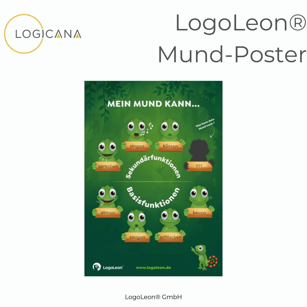 LogoLeon® Poster
